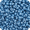 Czech Seedbead 11/0 Dark Blue Luster Opaque
